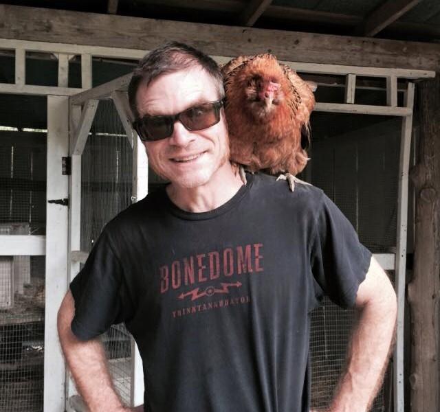 Bonedome Shirt Spotted on Farm