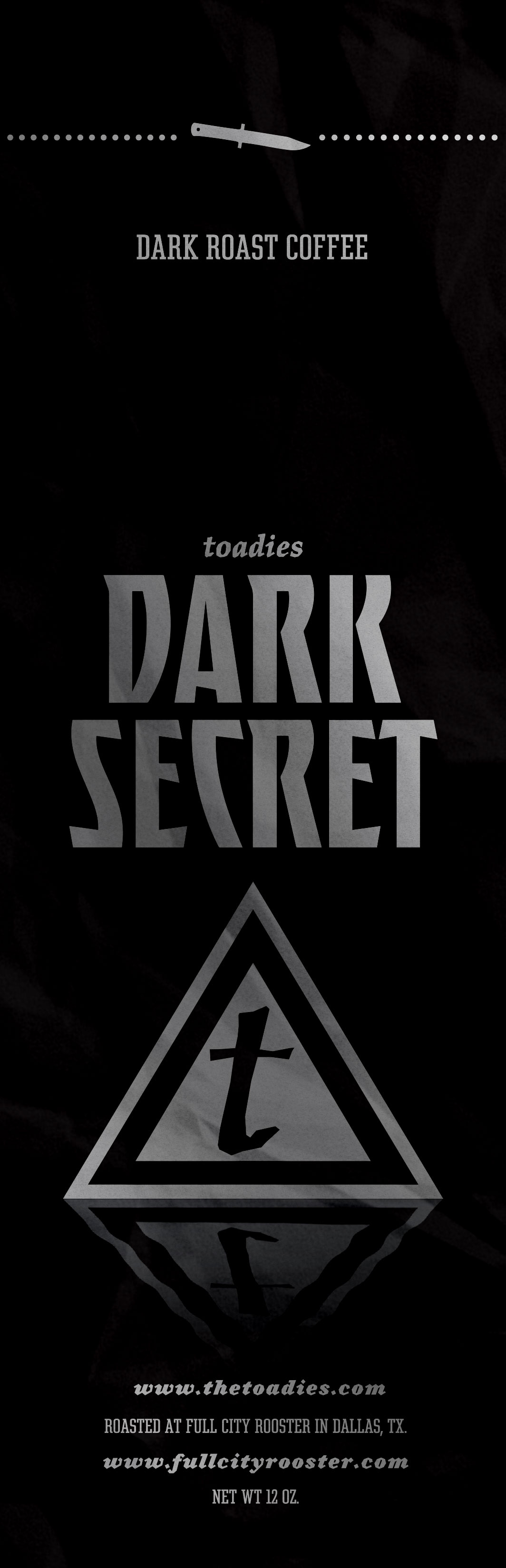Toadies Dark Secret Coffee
